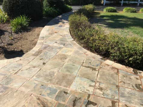 this image shows concrete pavers in walnut creek