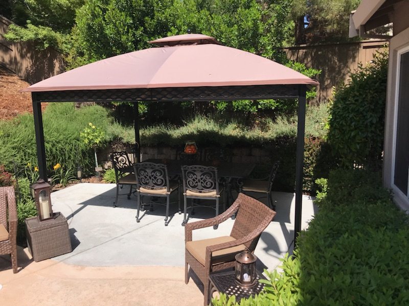 this is an image of patio in Walnut Creek