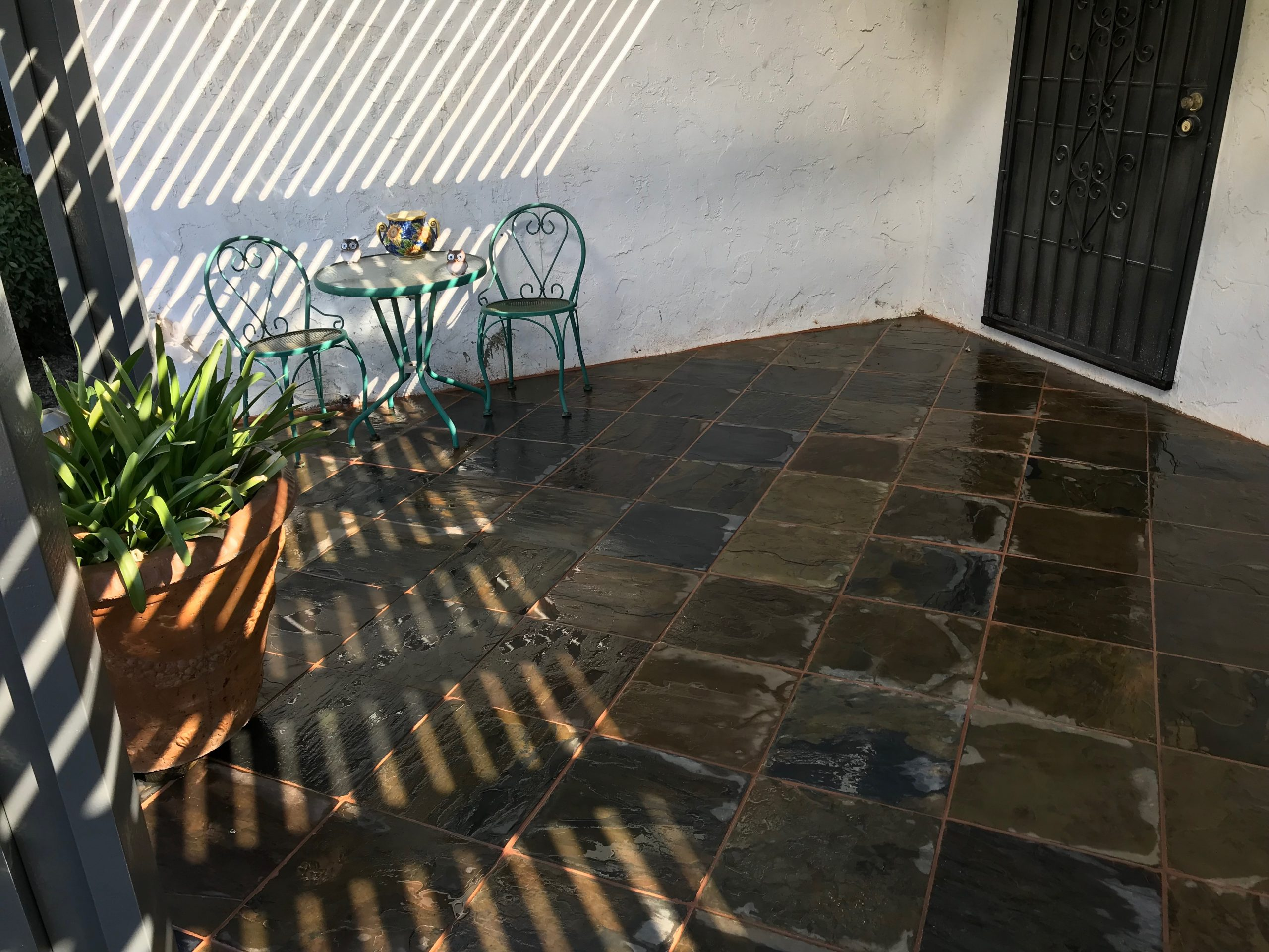 this is an image of stamped patio in Walnut Creek